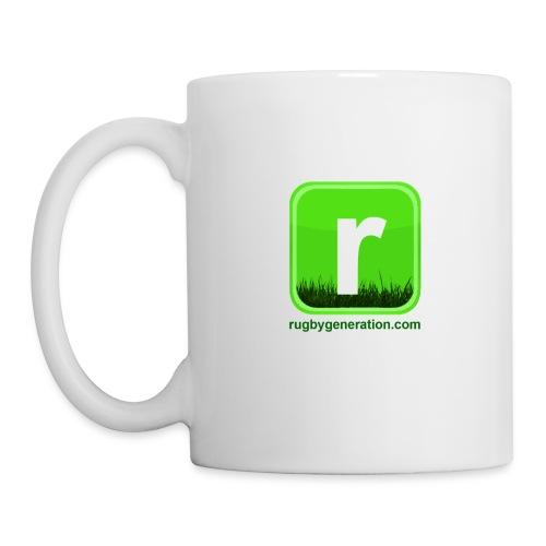 Tasse RG - Mug blanc