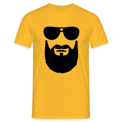 barba - Maglietta da uomo
