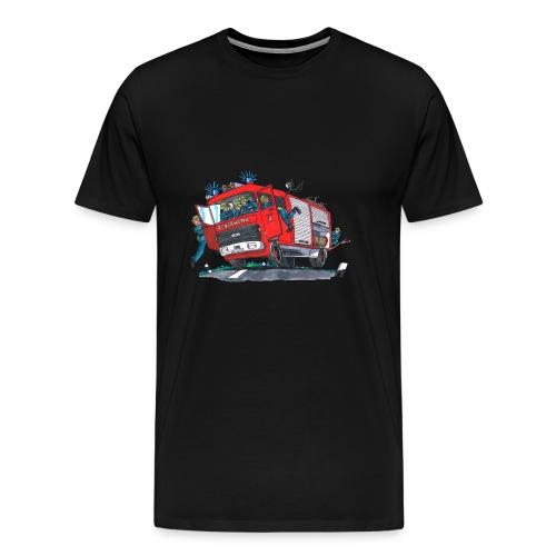Feuerwehr Feuerlingen Herren - Männer Premium T-Shirt