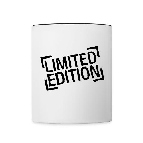 The Limited Edition mug - Contrasting Mug