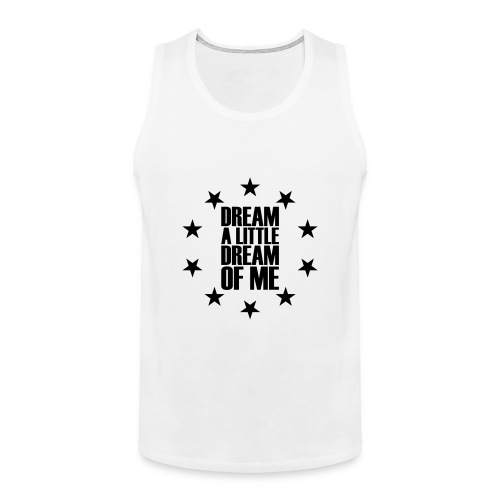 Dream (Velvety Effect)  - Men's Premium Tank Top