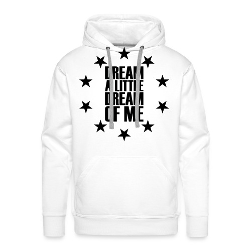 Dream (Velvety Effect)  - Men's Premium Hoodie