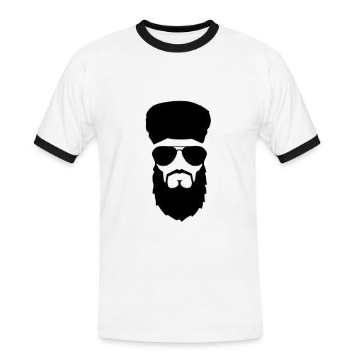 rasta  - Maglietta Contrast da uomo