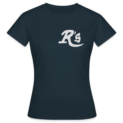 Frauen T-Shirt R´s - Frauen T-Shirt