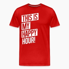 THIS IS MY HAPPY HOUR T-Shirts