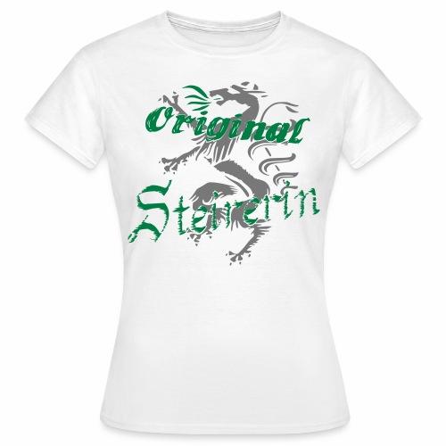 Frauen T-Shirt -     ,Steiermark,steiermark t-shirt,steirer,steirerin,styria,steirer t-shirt,steirerin t-shirt,gaudishirt,mundartshirt