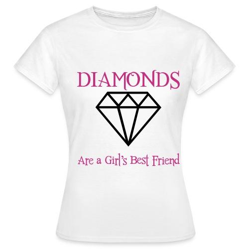 Vrouwen T-shirt - Dames
