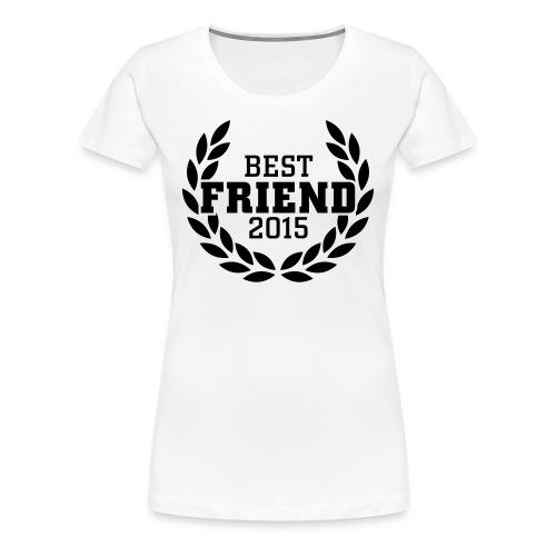 Vrouwen Premium T-shirt - Dames