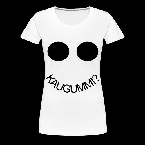 Mrs Kaugummi Shirt - Frauen Premium T-Shirt