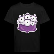monster_look_bg T-Shirts