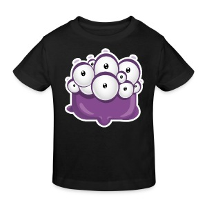 monster_look_bg T-Shirts - Kinder Bio-T-Shirt