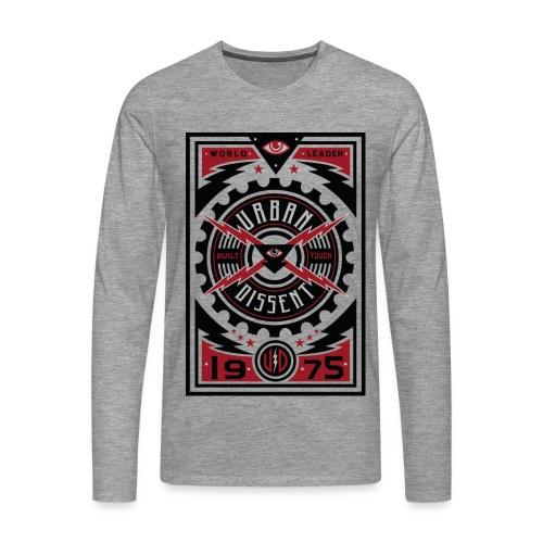 Urban Dissent | Longsleeve - Männer Premium Langarmshirt