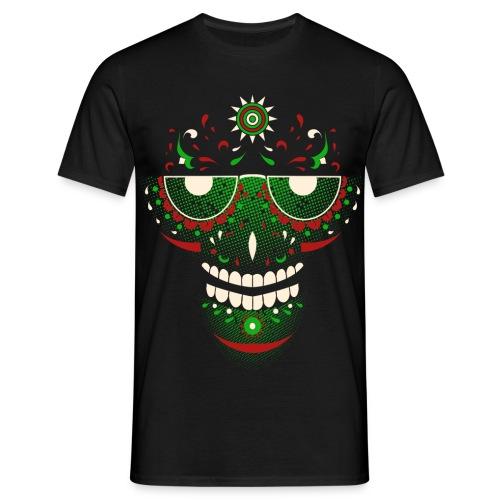 Weed Skull | T-Shirt - Männer T-Shirt