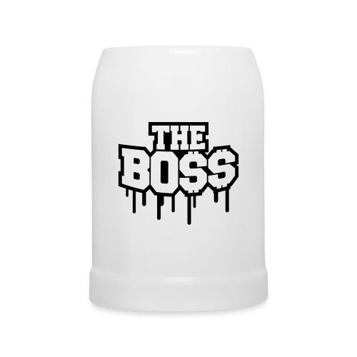 the boss - Beer Mug