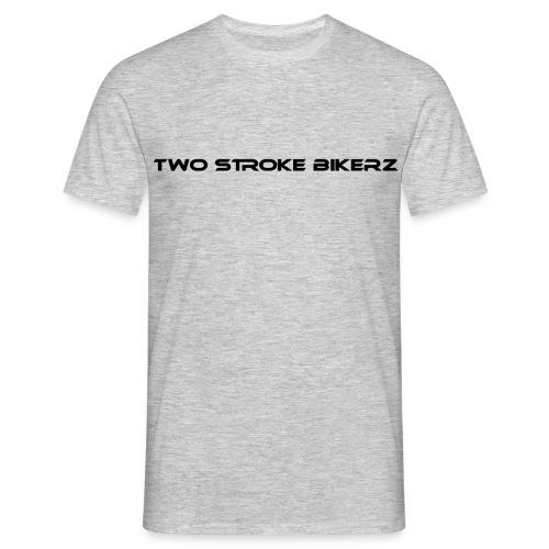 TSB Shirt - grau/schwarz - Männer T-Shirt