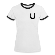 T-paidat ~ Naisten kontrastipaita ~ T-paita