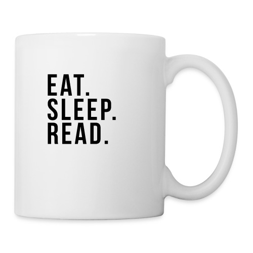 Eat.Sleep.Read Mug - Mug