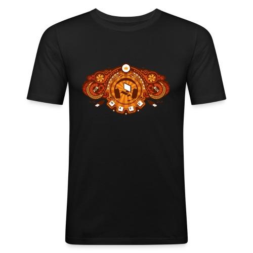 WASD luxe - Männer Slim Fit T-Shirt