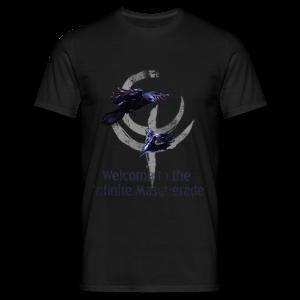 Masquerade Infinite Men's T-Shirt 2 - Men's T-Shirt