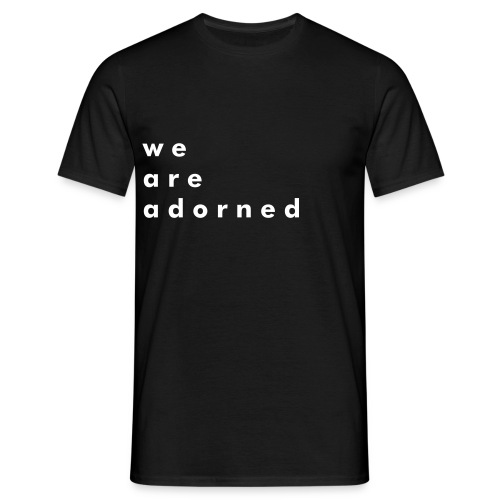 weareadorned T-Shirt (Mens) - Men's T-Shirt