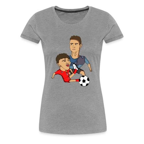 T-Skjorte - Kvinner - Premium T-skjorte for kvinner