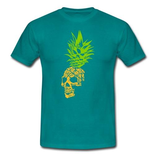 Spineapple - Männer T-Shirt