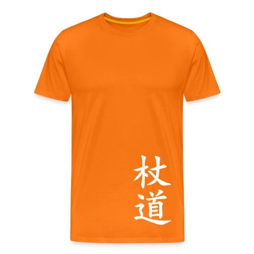 T-shirt, jodo herr (flera färger) - Premium-T-shirt herr