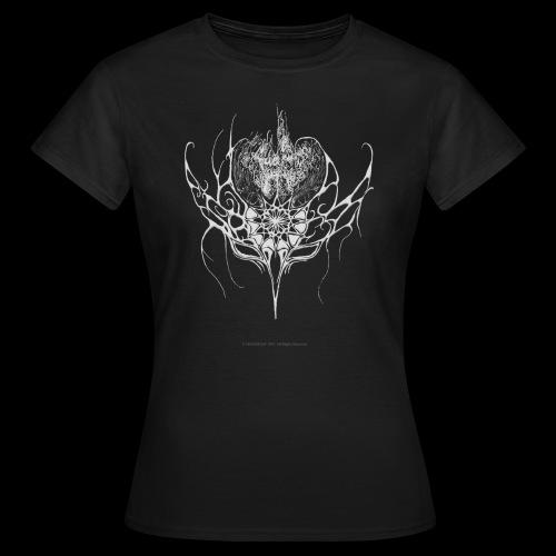 HESPERIA-LOGO (Girlie) - Women's T-Shirt