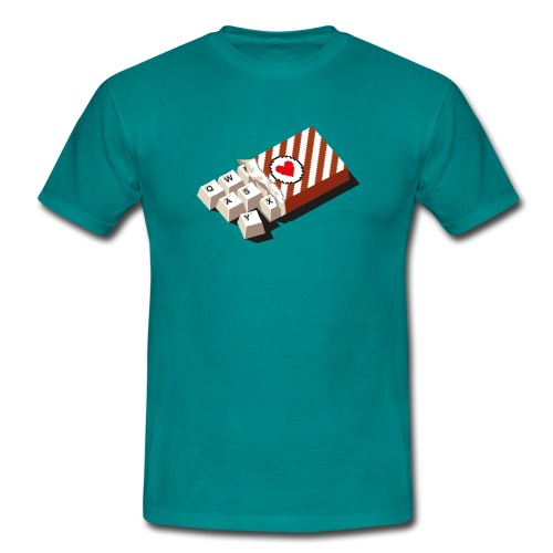 Chockeys - Männer T-Shirt