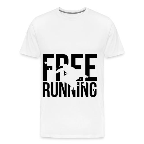 tropical beach/fish - Men's Premium T-Shirt