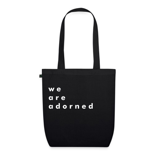 weareadorned Tote Bag - EarthPositive Tote Bag