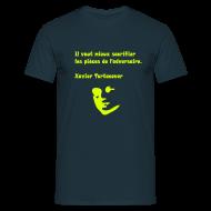 Tee shirts ~ Tee shirt Homme ~ Tartakover 134