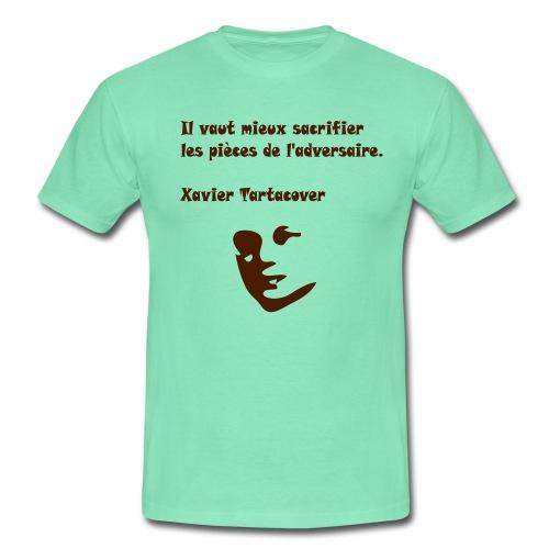 Tartakover 134 - T-shirt Homme