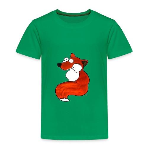 Kinder - Shirt  Fuchs  - Kinder Premium T-Shirt