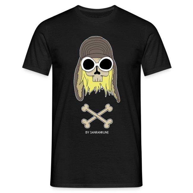 T-shirt homme Dead Kurt