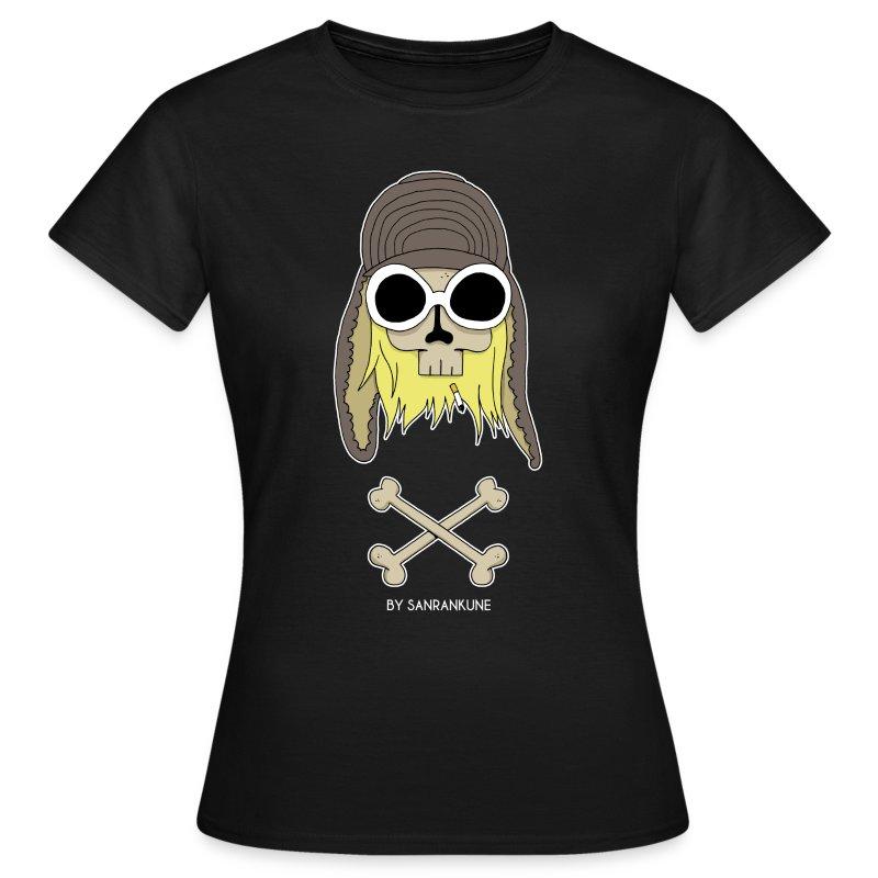 T-shirt femme Dead Kurt - T-shirt Femme
