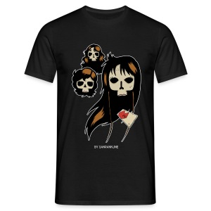 T-shirt homme Dead Cat's eyes - T-shirt Homme