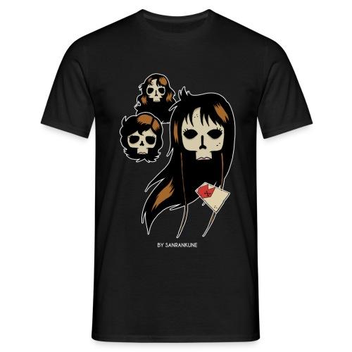 T-shirt homme Dead Cat's eyes - T-shirt Homme