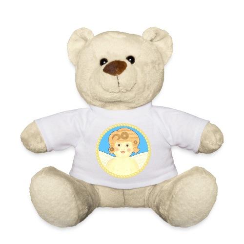 """""""Engel Jejeziel"""" auf Teddys Hemdchen - Teddy"""
