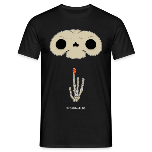 T-shirt homme Dead ET - T-shirt Homme