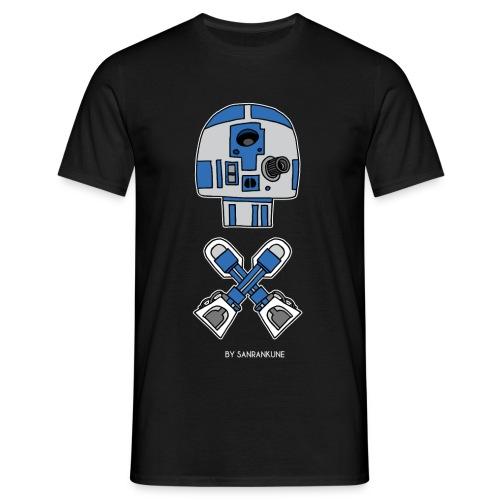 T-shirt homme Dead R2D2 - T-shirt Homme