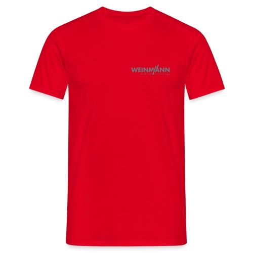 Weinmann T- Shirt  - Männer T-Shirt