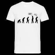 T-Shirts ~ Men's T-Shirt ~ Go back we fucked up