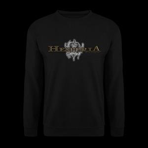 HESPERIA-Sweat Shirt-2nd Logo (Back Printed) - Men's Sweatshirt