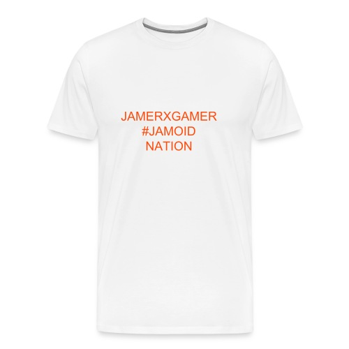 JAMERXGAMER SHIRT - Men's Premium T-Shirt