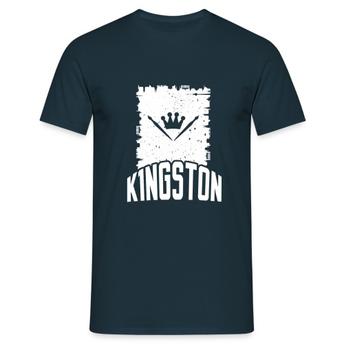 K1ngston Shirt Male - Männer T-Shirt