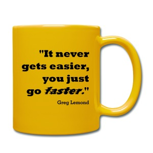 Faster like Lemond Mug - Full Colour Mug