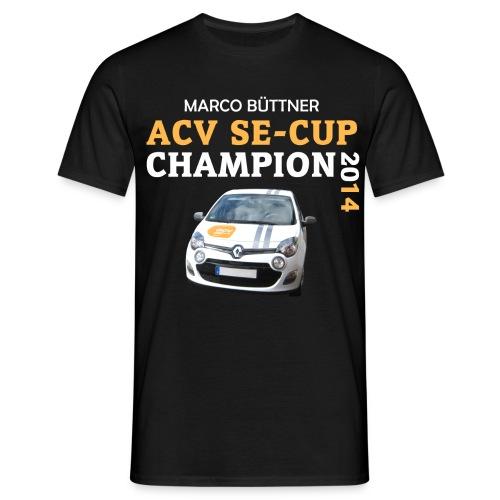 Champion 2014 - ACV SE-Cup - Männer T-Shirt