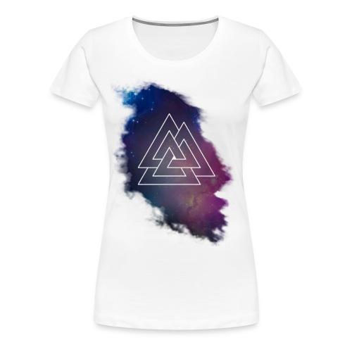 T-Shirt Galaxy Femme  - T-shirt Premium Femme