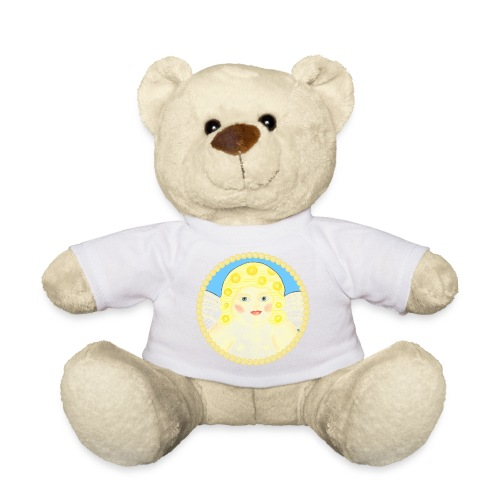 """Engel Samandriel"" auf Teddys Hemdchen - Teddy"